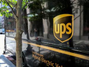 Skicka UPS