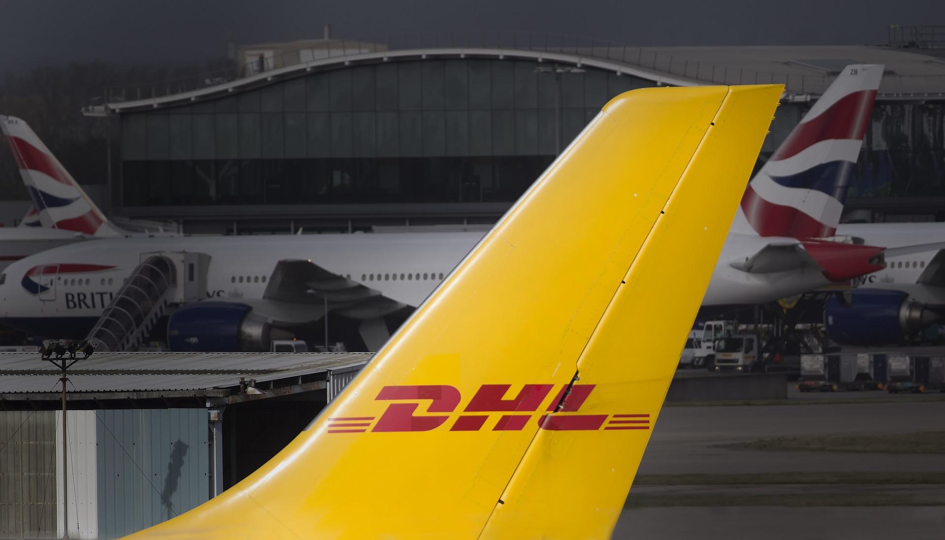 DHL skicka paket