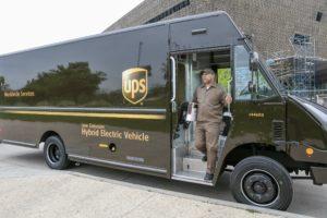 UPS frakt